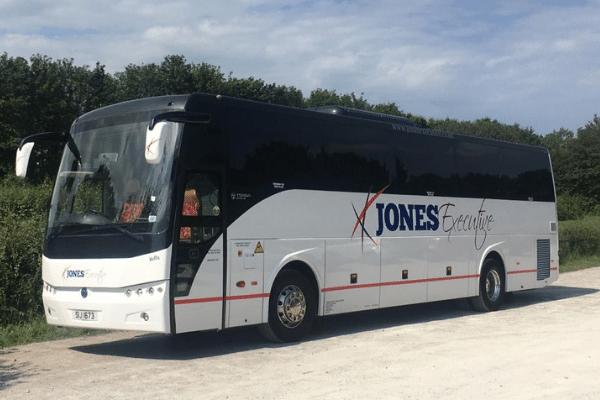 jones executive coach