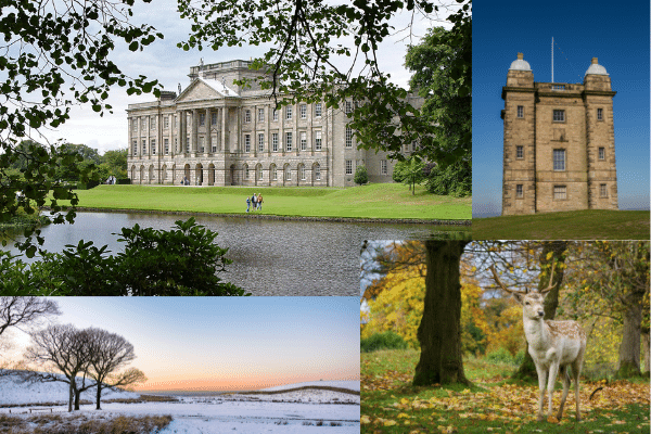 Lyme Park and Hall