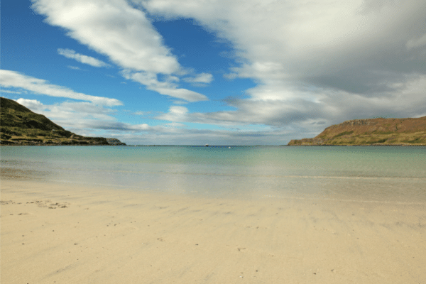 Calgary Bay looking Out To Sea, Isle of Mull, Scotland